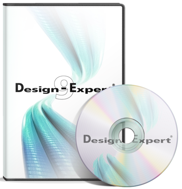 Design-Expert® Software, V9